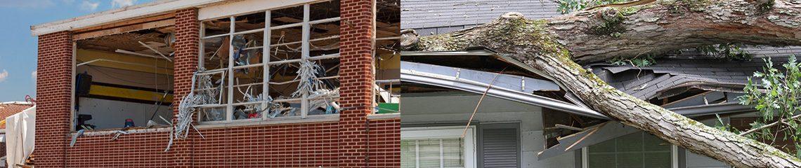 Storm Damage Restoration Service Milwaukee & Neenah WI